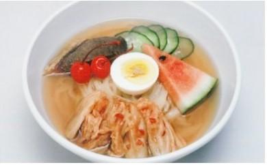北上川冷麺セット