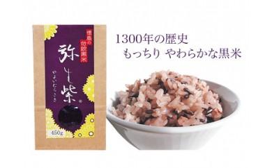Y51-伝統黒米 弥生紫