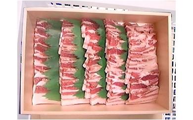 49.大山ルビー豚と大山豚肉セット