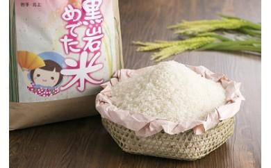 予約受付中!【定期便】めでた米(ひとめぼれ)無洗米 毎月 5kg 5ヶ月★