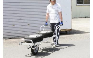 【町工場の技】アルミ製一輪車 かるねこKL-3