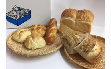 A-31◆安田町産の自然薯入りパン詰め合わせ(もっちり&しっとり)