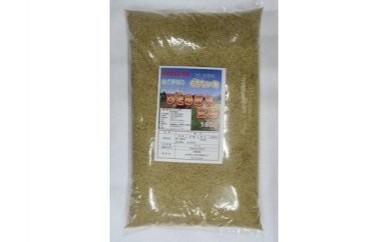くちない米(特別栽培米ひとめぼれ玄米)3kg