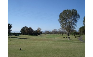 B0021 北上市民ゴルフ場・プレーフィ無料券