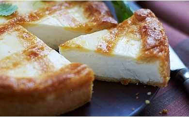 トロイカ・チーズケーキセット