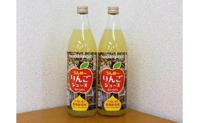 黒岩りんごジュース 900ml×2本★