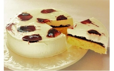 A-007 山ぶどうWチーズケーキ(直径12㎝)