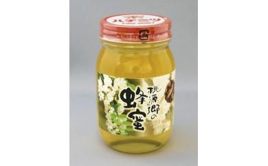 034.桃源郷アカシア蜂蜜(国産)