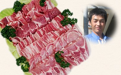29-A10 南信州くりん豚焼肉セット