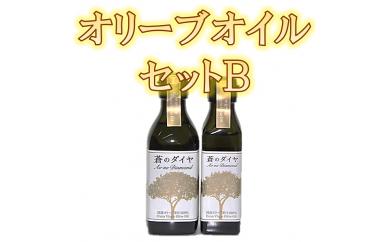 【B-3】「蒼のダイヤ」オリーブオイルセットB
