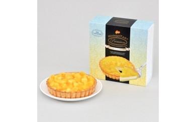 那須千本松牧場マンゴータルトレアチーズケーキ