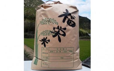 [№4631-1017]【平成29年度新米予約!!】高原さんの福栄米 (精米)10kg