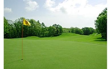 平日ゴルフプレー券(2名)