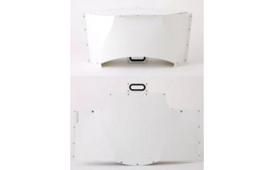 折りたたみテーブルPATATTO TABLE(ペールホワイト×ペールホワイト)