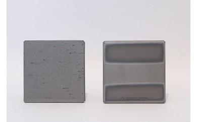 A5-182 kawara coaster(plain)×2