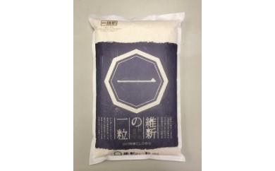 29B-006 維新の一粒5kg×12袋【50,000pt】