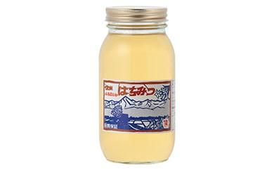 【A026】 <直売所「まんだらの庄」>信州はちみつ(アカシヤ)1kg
