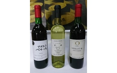 C5-129 樽熟成ワイン厳選3種セット