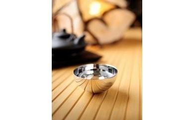 1710016 日本酒杯 満月(大小セット)桐箱付