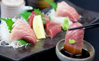 【D005】魚市場厳選 本マグロ三昧(3種各約250g)