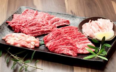 [№5850-0111]焼肉定番5種セット