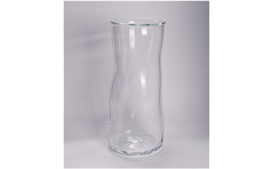 404.【saon】ガラス花器
