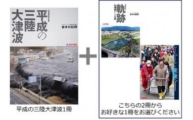 B0004 岩手日報社出版物セット