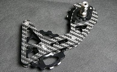 17-2 G. CDJビッグプーリーキット シマノ9100/9150用  フルセラミックベアリング仕様