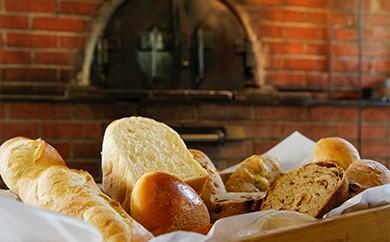 天然酵母の石窯焼きパン(おまかせセット)