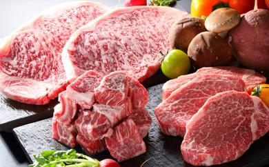 B4-05 ヒレ&サーロイン!贅をつくした「博多和牛」豪華ステーキセット