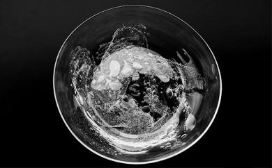 [№5834-0076]ガラス製 ボウル