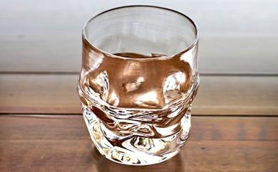 [№5834-0070]冷酒グラス「酒男」