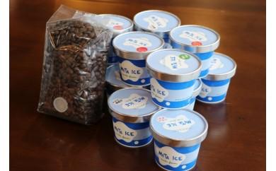 最高級北海道濃厚アイスとプレミアムコーヒー(A244)