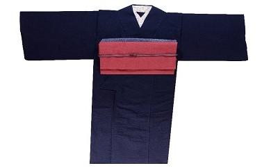 J-01 井原デニム着物(レディースM)