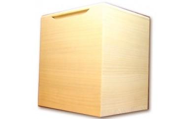 D3-04.桐製米びつ20kgサイズ(無地)