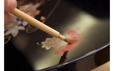 17D-3 金沢の伝統工芸【金沢漆器】ペア体験利用券