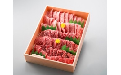 C2 極上近江牛焼肉セット(モモ・バラ)