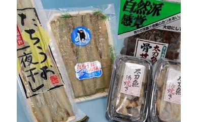 №61-10太刀魚づくしセット