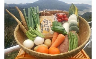 S101 米野菜セット【60pt】