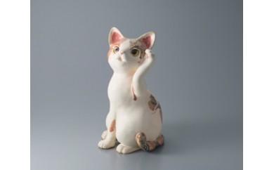 F3 布引焼招き猫