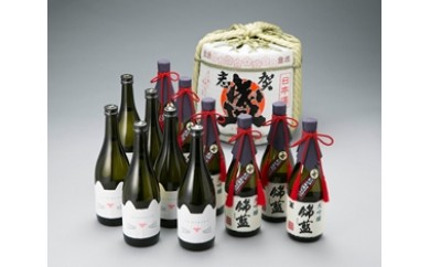H8 酒蔵見学と日本酒セット