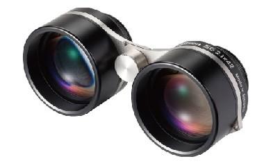 5-1 ビクセン Vixen 星見双眼鏡 SG 2.1×42