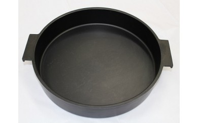 j_05 桑原鋳工 鋳物製 すきやき鍋 25cm