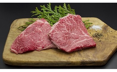 D1101 米沢牛ももステーキ肉1枚(約230g)