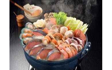 【B0206】石狩鍋