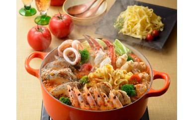 【B0204】海鮮トマト鍋