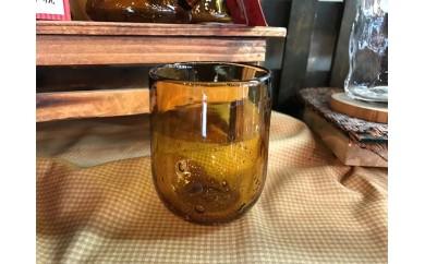 【A4601】懐古耐熱グラス1個