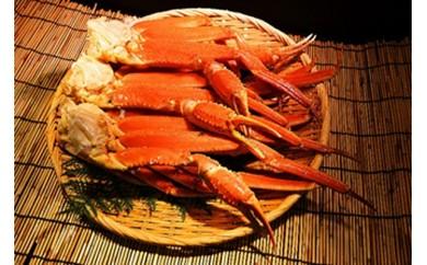 【B0112】小樽を味わう ボイルずわい蟹脚B
