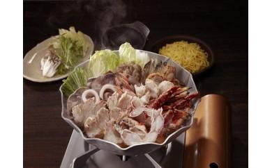 【C0203】たらば海鮮鍋