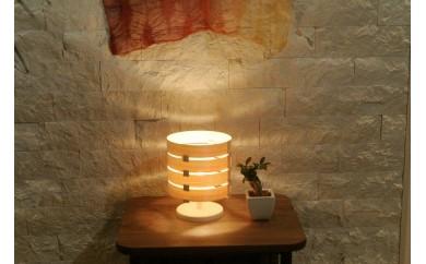 【A015-2】加賀谷木材 木工工作キットあかりシリーズ【輪重ね】
